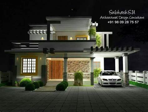 home front design kerala style kerala home design house plans indian budget models
