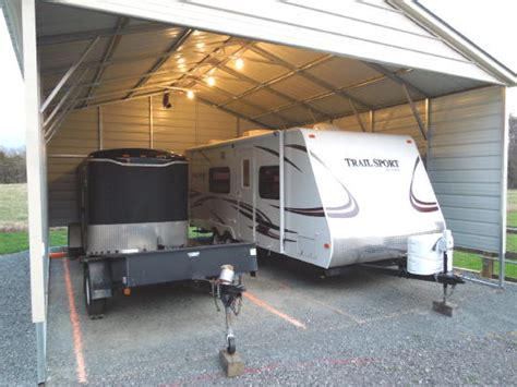 How To Get Bird Out Of Garage by 1 Simple Trick To Protect Your Outdoor Rv Storage Port