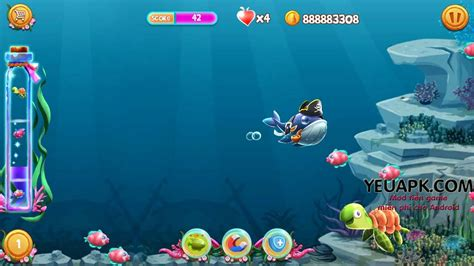 game fishing mod android fishing frenzy mod tiền coins game c 225 lớn nuốt c 225 b 233