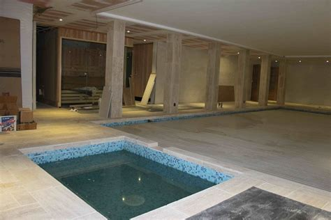 turn your basement into a swimming pool simply basement