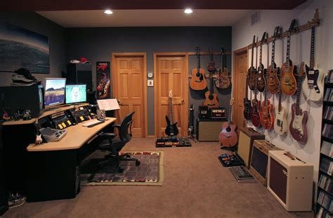 home guitar studio design etrnl creativity man caves