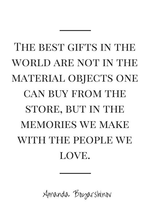 Not The Best Shop In The World But the best gifts in the world are not in the material