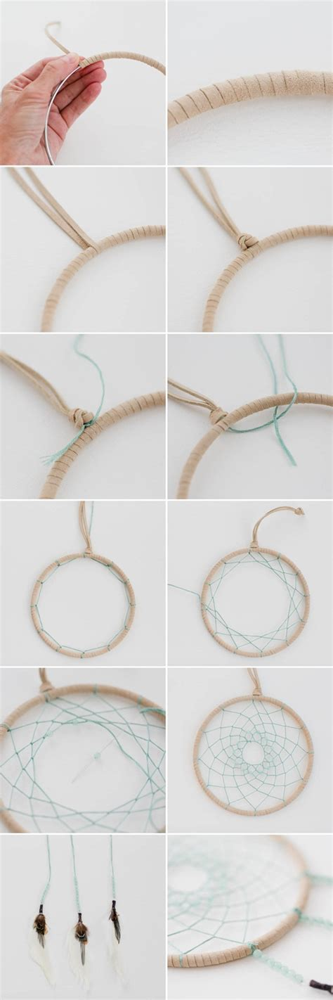 easy diy dreamcatcher how to make your own catcher diy