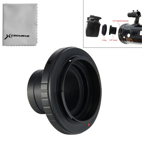 Lazada Nikon Dslr D810 xcsource t2 ring for nikon dslr lens adapter 1 25