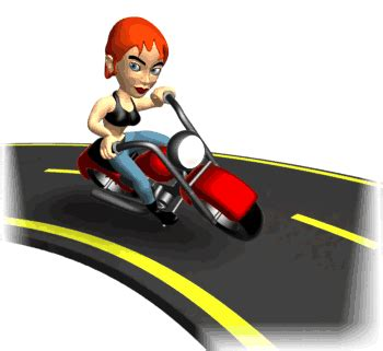 wallpaper animasi motor gambar animasi motor bergerak dp kartun sepeda motor