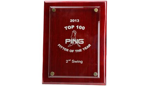 second swing golf minneapolis 2nd swing golf is 2013 quot ping fitter of the year quot