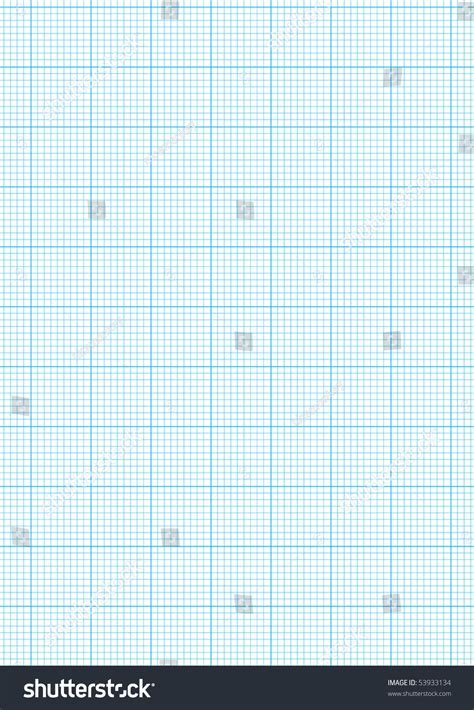 grid pattern concept math concept with sheet of blue graph paper background