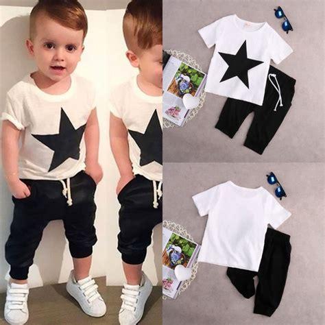 Baby 3in1 2shirt 1pant t shirt cotton white tops harem 2pcs clothes sets new baby boys 2pcs