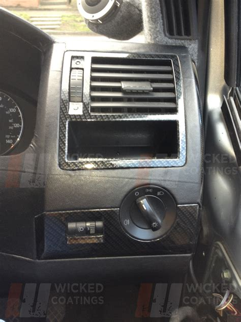 Vw T5 Interior Parts by Vw Custom Interior Dip Dashboards