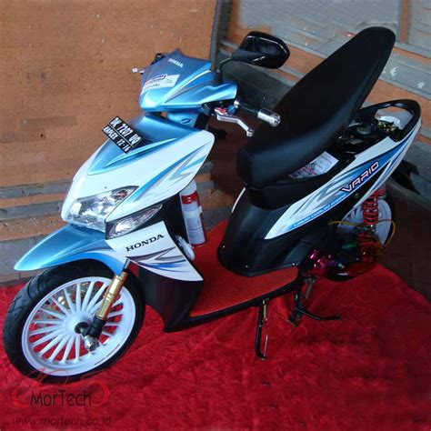 Kruk As Honda Vario Techno 125 Original aksesoris motor vario 110 cw automotivegarage org