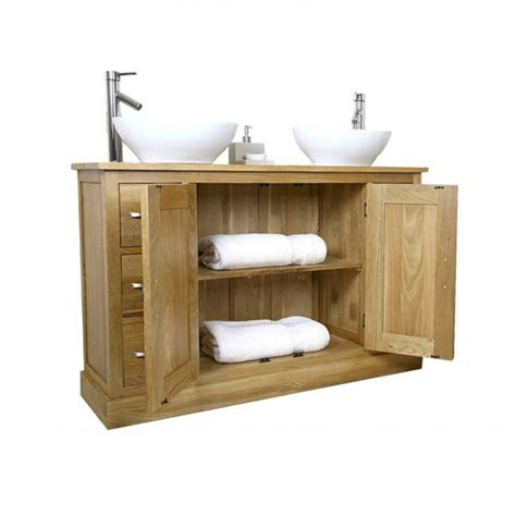 bathroom oak vanity units 50 off double sink vanity unit with oak bathroom cabinet