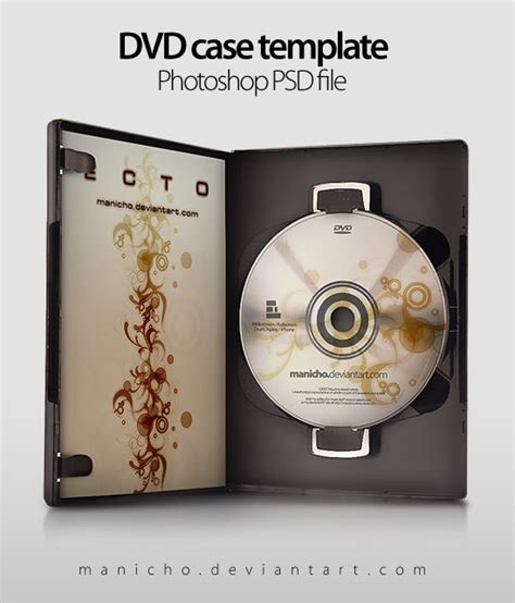 Download 25 Free Psd Cd Dvd Cover Mockups Freecreatives Dvd Template Psd Free