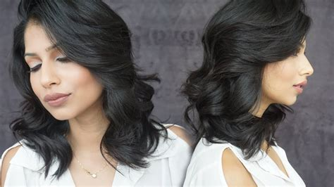 how to get soft curls in medium length hair soft voluminous curls for medium length hair valentine s