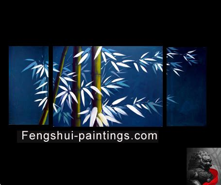 feng shui painting chinese bamboo painting chinese bamboo paintings