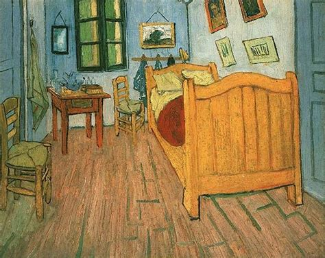 Van Gogh Bedroom In Arles | vincent minnelli archives silver screen modes by
