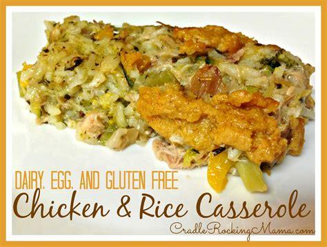 printable chicken recipes gluten free casserole recipes