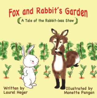 bunny s staycation s business trip books fox and rabbit s garden by laurel heger reviews