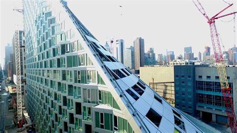 Nyc Apartment Floor Plans drone video documents progress at big s courtscraper