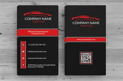 automotive business card templates automotive business card business card templates on