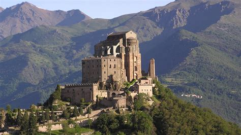 san michele things to see in piedmont italy sacra di san michele