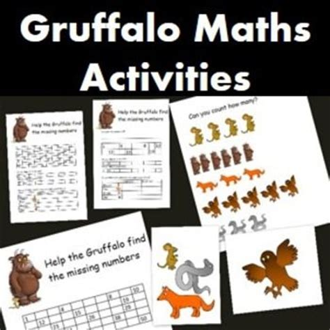 libro the gruffalo and friends m 225 s de 25 ideas incre 237 bles sobre gruffalo eyfs en el gr 250 falo gruffalo characters y