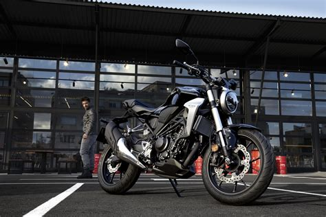 2019 Honda 300r by 2019 Honda Cb300r Announced For America