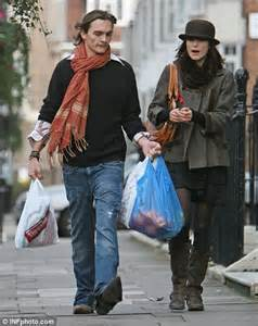 Not So Happy Keira Knightley And Boyfriend Rubert Friend by Keira Knightley Left Shaken After Burglars Ransack 163 1