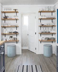 open kitchen shelves farmhouse style intentional hospitality open shelving ideas for the kitchen live creatively inspired