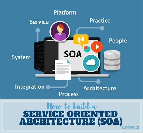 how to a service how to build a service oriented architecture soa