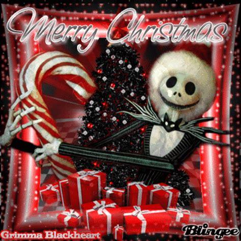 merry christmas  jack skellington picture  blingeecom