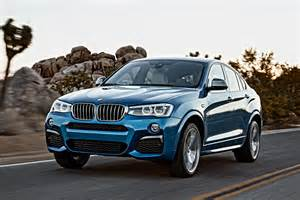 Bmw X4 M World Premiere Bmw X4 M40i
