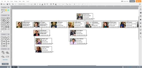 Create Organization Charts In Powerpoint Dummies A How To Make An Org Chart In Powerpoint