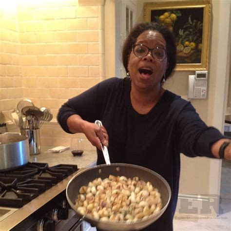 Thursday Three Cooking by Oprah Cooking Thanksgiving 3 Entertainment Rundown