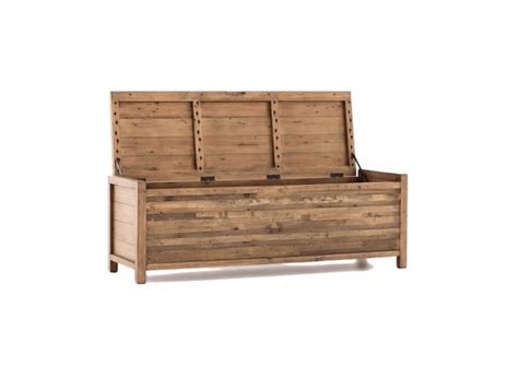 storage bench west elm 10 easy pieces outdoor storage benches gardenista
