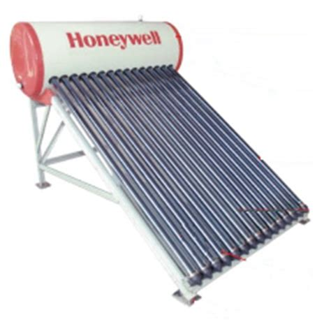 Solar Water Heater Honeywell Honeywell Evacuated Collector 300 Litre Solar Heater Price Specification Features