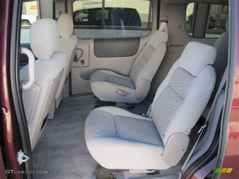 home interior ls 2007 chevrolet uplander ls interior photo 50861314