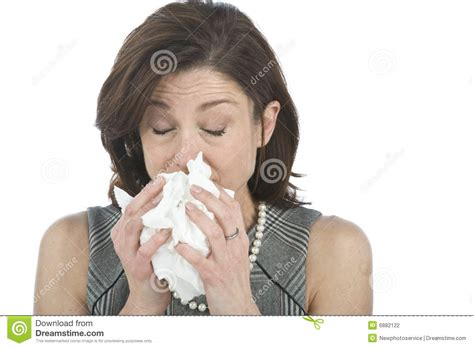 with allergies with allergies stock photography image 6882122