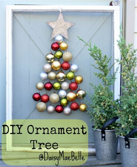 tree ornament crafts 21 tree themes to make tip junkie