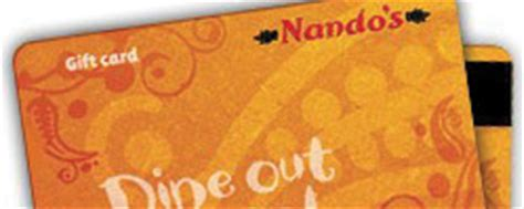 Nandos Gift Card - nando s abbey wood shopping park filton bristol