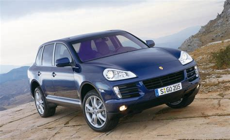 porsche cayenne s 2008 review car and driver