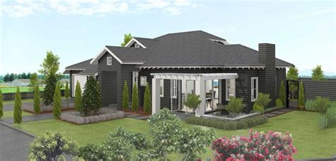 house design ideas new zealand glentui 3 bedroom house design landmark homes builders nz