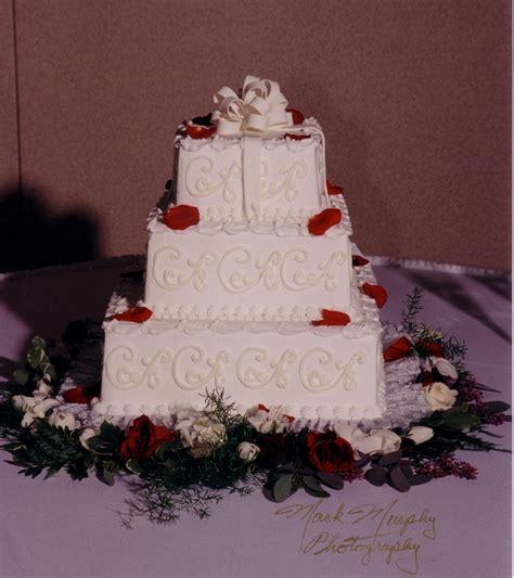 Wedding Square Cake by Square Wedding Cakes 171 S Bakery