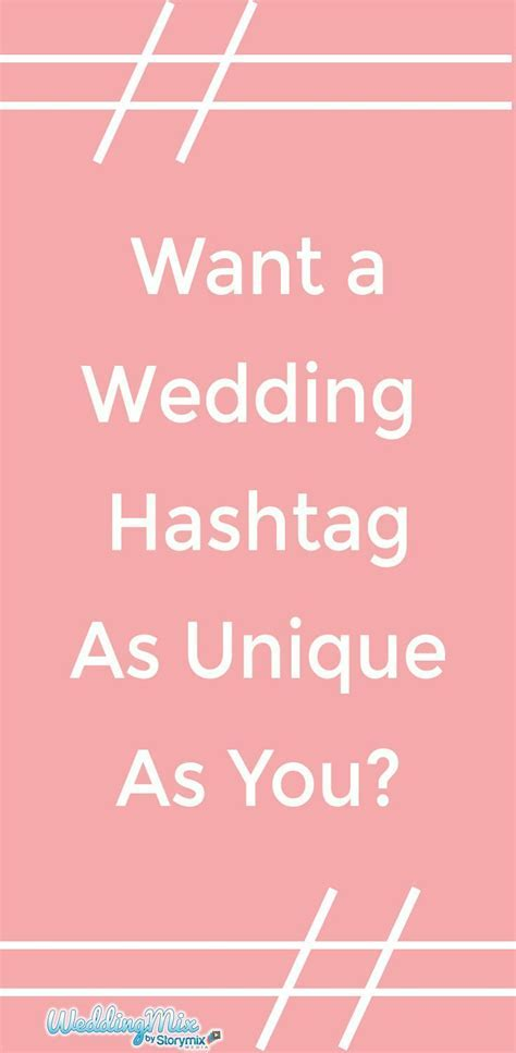 Best 25  Hashtag wedding ideas on Pinterest   Marriage