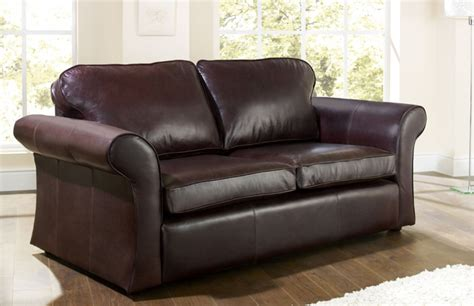 brown leather sofa beds brown leather sofa beds how to find best small leather