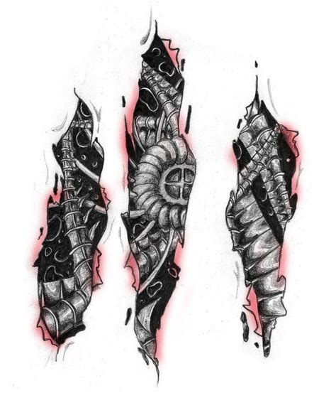 bionic tattoo designs 79 best bionic images on ideas