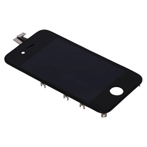 Hp Iphone A1387 black gsm frame touch lcd screen digitizer assembly for apple iphone 4 a1332 ebay