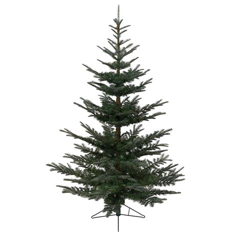 folding a fir tree nobilis fir green tree 1 5m 5ft trees range