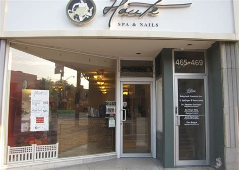 Vichy Shower Toronto by Haute Spa Nails Toronto Business Story