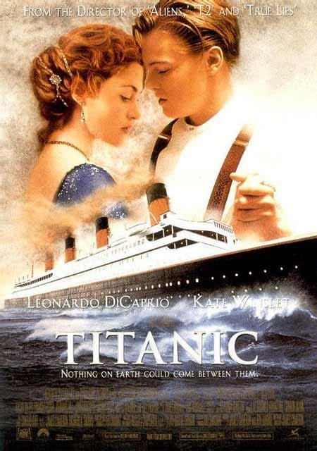 film titanic version française les affiches du film
