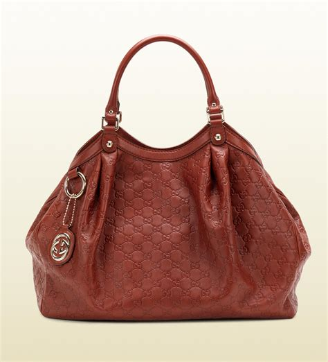 Gucci Bags by Gucci Sukey Guccissima Leather Tote All Handbag Fashion